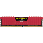 Оперативная память Corsair Vengeance LPX 2x4GB DDR4 PC4-19200 [CMK8GX4M2A2400C14R]