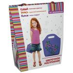 Набор для детского творчества Цветочное настроение HIT04