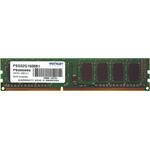 Память 2048Mb DDR3 Patriot PC3-12800 (PSD32G160081)