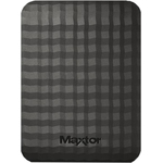 Внешний жесткий диск 500Gb Maxtor M3 Portable HX-M500TCB/GM USB 3.0, Black