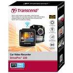 Видеорегистратор Transcend DrivePro 220 (TS16GDP220M)