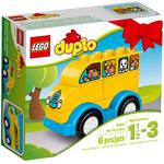 Конструктор LEGO Мой первый автобус 10851