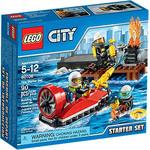Конструктор LEGO 60106 Fire Starter Set