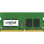 Оперативная память Crucial 4GB DDR4 SO-DIMM PC4-17000 (CT4G4SFS8213)