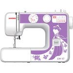 Швейная машина JANOME LW-17 White