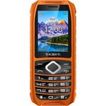 Мобильный телефон Texet TM-508R Black-Orange