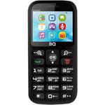 Мобильный телефон BQ-Mobile Comfort Black [BQM-2300]
