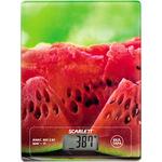 Кухонные весы Scarlett SC-KS57P12 арбуз
