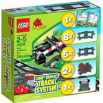 Конструктор LEGO 10506 Train Accessory Set Track System