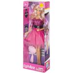 Кукла в платье 8226
