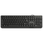 Клавиатура Defender OfficeMate HM-710 Black