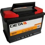 Автомобильный аккумулятор DETA Standard DC412 (41 А/ч)