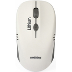 Мышь SmartBuy One 344CAG (черный/белый) [SBM-344CAG-WG]