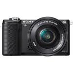 Фотоаппарат Sony Alpha A5000 Kit 16-50 mm F/3.5-5.6 E OSS PZ Silver
