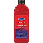 Трансмиссионное масло Comma EP80W-90 GL-4 1л