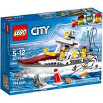 Конструктор LEGO Рыболовный катер 60147