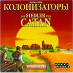 Настольная игра Мир Хобби Колонизаторы