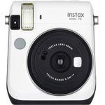 Фотоаппарат Fujifilm INSTAX MINI 70 White