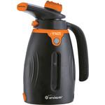 Отпариватель Endever Odyssey Q-420 черный/оранжевый