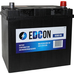 Автомобильный аккумулятор EDCON DC60510R (60 А·ч)