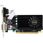Видеокарта KFA2 GeForce GT730 Slim (1024MB, GDDR5, 64 bit) (73GGH4DV9DTZ) oem ядро: 954 МГц, память: 1024 Мб, GDDR5, 5000 МГц, 64 бит,DVI, HDMI, VGA