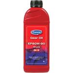 Трансмиссионное масло Comma EP80W-90 GL-5 1л