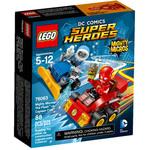 Конструктор LEGO DC Comics Super Heroes 76063 Флэш против Капитана Холода