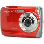 Фотоаппарат Easypix Aquapix W1024 Red