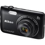Фотоаппарат Nikon Coolpix A300 (черный)
