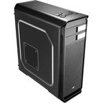 Корпус AeroCool Aero-500 Black Edition Window