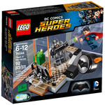 Конструктор LEGO DC Comics Super Heroes 76044 Битва супергероев