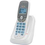 Телефонный аппарат стандарта DECT teXet TX-D6905A DUO White