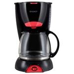 Кофеварка Energy EN-606 Black