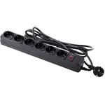 Сетевой фильтр ExeGate SP-1600B/SP-6-5B Black