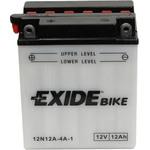 Мотоциклетный аккумулятор Exide Conventional 12N12A-4A-1 (12 А/ч)