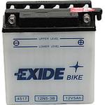 Мотоциклетный аккумулятор Exide Conventional 12N5-3B (5 А/ч)