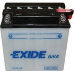 Мотоциклетный аккумулятор Exide Conventional 12N9-3B (9 А·ч)