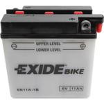 Мотоциклетный аккумулятор Exide Conventional 6N11A-1B (11 А/ч)