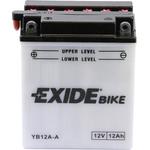 Мотоциклетный аккумулятор Exide EB12A-A (12 А/ч)