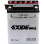 Мотоциклетный аккумулятор Exide EB14-A2 (14 А/ч)