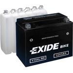 Мотоциклетный аккумулятор Exide Maintennance Free YTX4L-BS (3 А/ч)