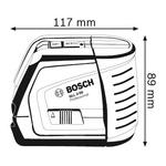 Лазерный нивелир Bosch GLL 2-50 (0601063108)