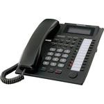 Аналоговый системный телефон Panasonic KX-T7735RU Black