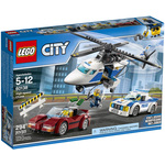 Конструктор LEGO Стремительная погоня 60138
