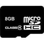 Карта памяти Smart Buy microSDHC (Class 4) 8 Гб (SB8GBSDCL4-00)