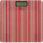 Весы напольные Sinbo SBS 4438 красный