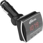 Автомобильный FM-модулятор Ritmix FMT-A750