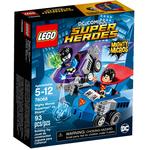 Конструктор LEGO Mighty Micros: Супермен против Бизарро 76068