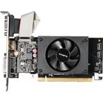 Видеокарта Gigabyte GeForce GT 710 1GB DDR3 [GV-N710D3-1GL]