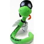 Мягкая игрушка Змейка пилот ZMP0
